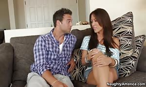 Rocco is meeting his dad's girlfriend Capri