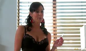 attractive mom I would like to fuck Kendra Lust is a real gigantic cock fanatic