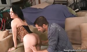 attractive older lady RayVeness seducing a aroused wide hard-on!