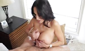 Ava Addams & Johnny Castle enjoy doing