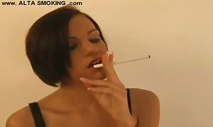 dirty milf is sucking her adult toy