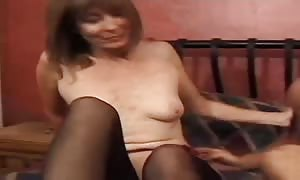 old stud with a large