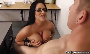 Lacie James & Danny Wylde in My first Sex instructor