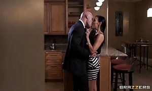 hardcore relationship of courageous Johnny Sins