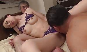 unique asian road walker Misaki Yoshimura in horny JAV uncensored cream-pie fasten