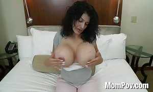 mother I would like to fuck with large melons