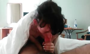 hard-core sex in the morning