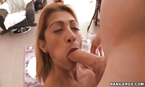 huge titted mommy I'd like to fuck Penelope will get banged in butt