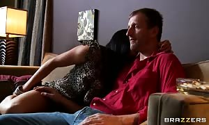 Mark Ashley stays nevertheless even as Audrey Bitoni delivers mouth bang