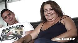 PutaLocura Cloe Y Su Amiguito - Milf Fucking A Friend