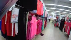Stalking Hot Pants Girl Shop Part 2