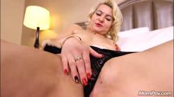 MomPov - Anastasia Sexy all natural Euro MILF