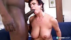 PornMegaLoad Jessica Hot Big-Titted MILF Hairdresser Sucks And Fucks
